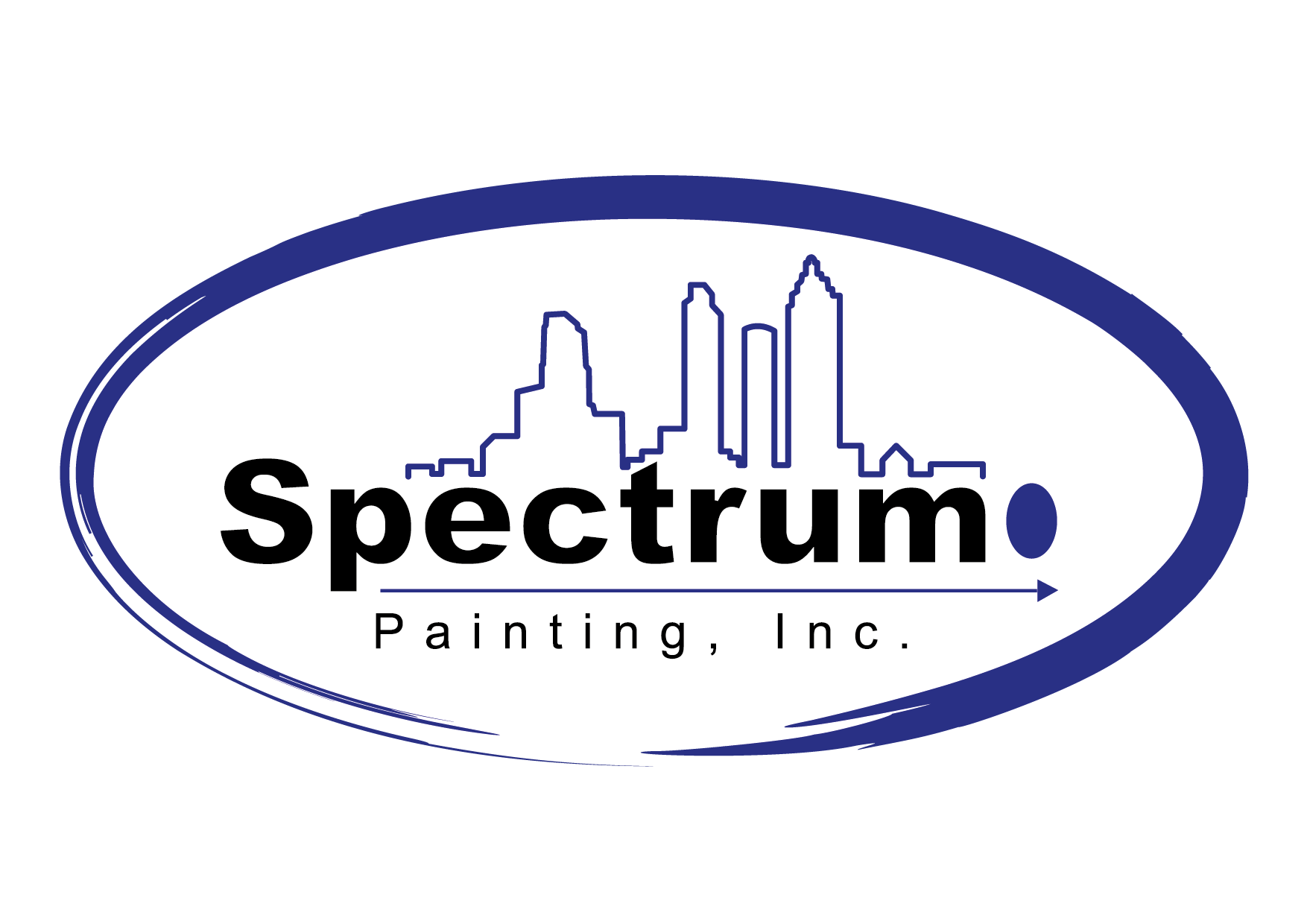 commercial painting atlanta spectrum painting inc