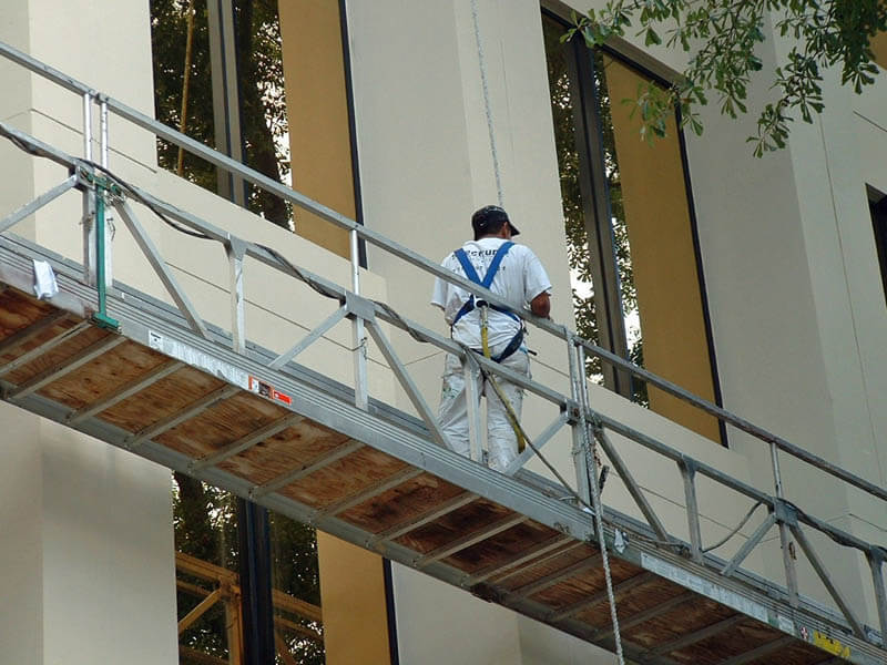 Commercial Exterior Painting In Atlanta Spectrum